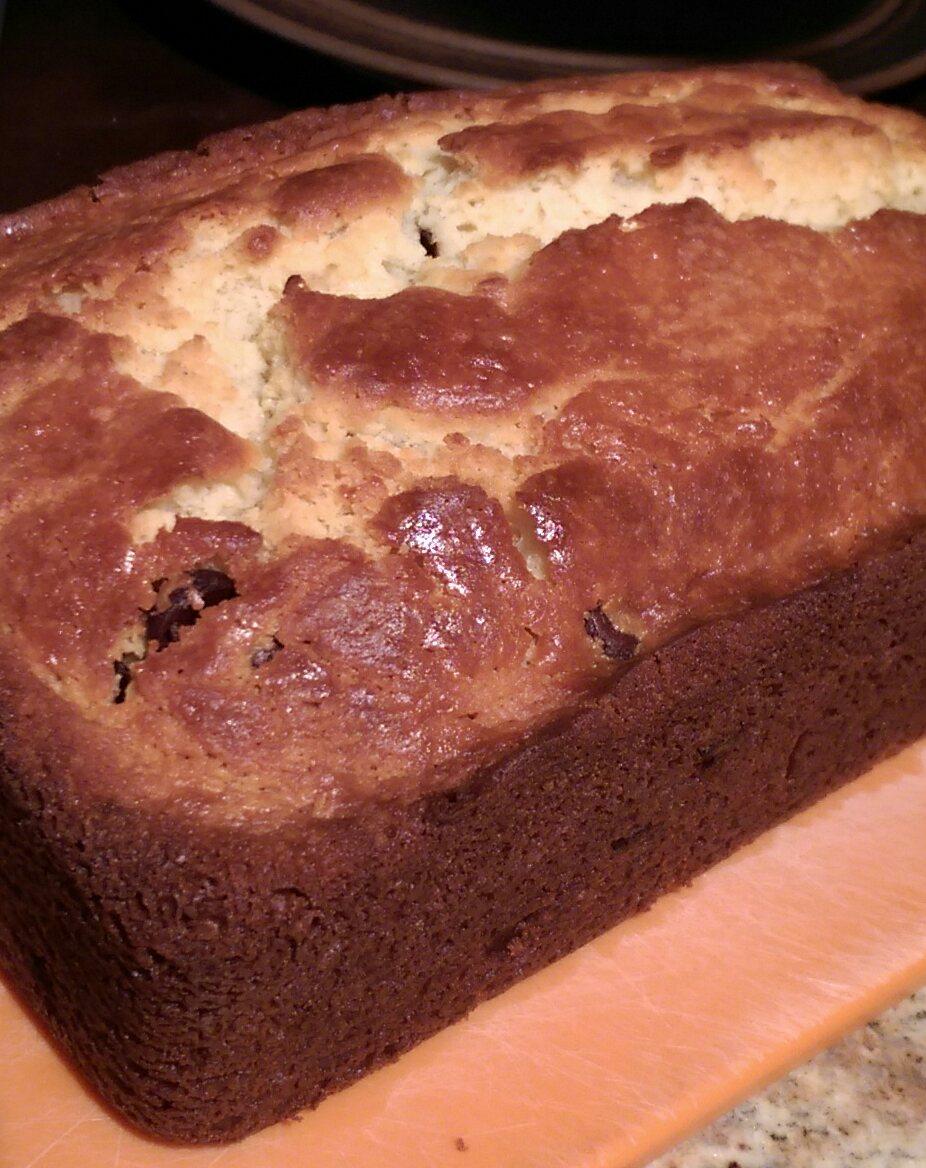 Ricotta Pound Cake Giada